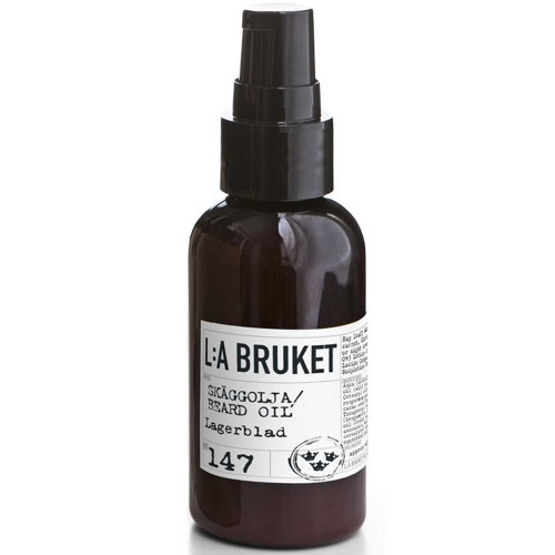 L:A BRUKET No. 147 Beard Protector Oil 60 ml