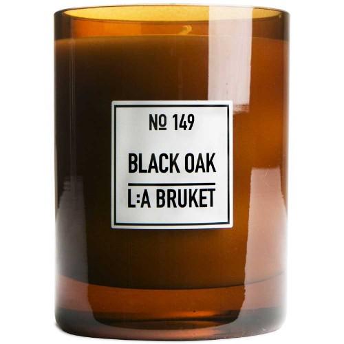 L:A BRUKET No. 149 Candle Black Oak 260 g