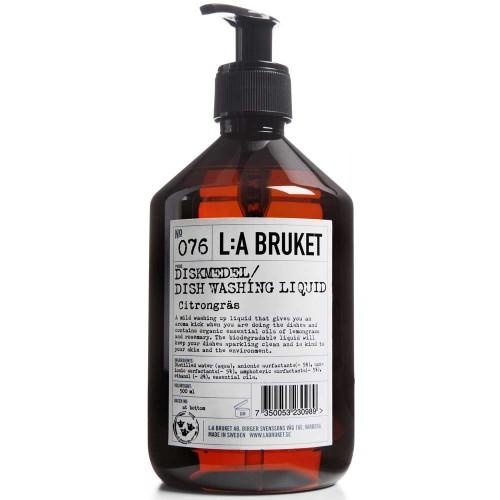 L:A BRUKET No. 76 Dishwashing Soap 500 ml
