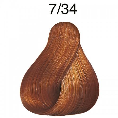 Wella Koleston Rich Natural 7/34 60 ml