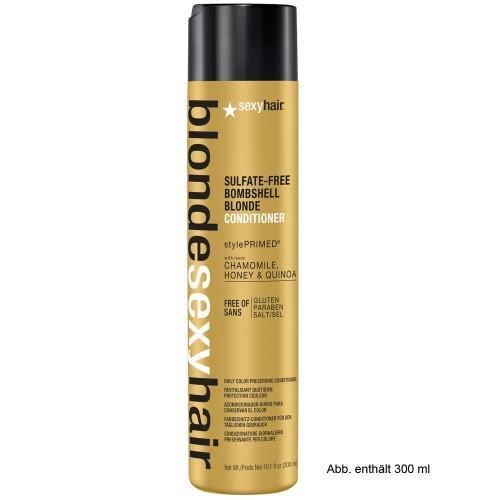 Sexy Hair BLONDE Bombshell Cond 1000ml