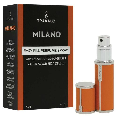 TRAVALO Milano Taschenzerstäuber Orange
