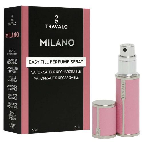 TRAVALO Milano Taschenzerstäuber Rose