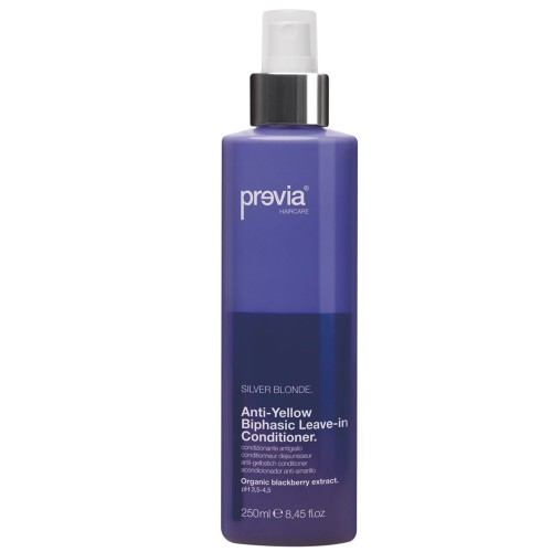Previa Anti Yellow Leave In Biphasic Conditioner 250 ml