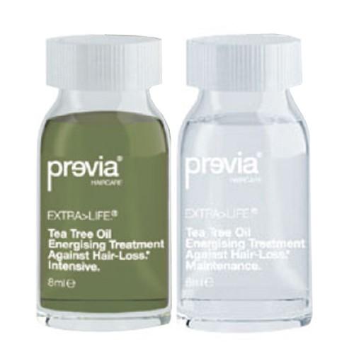 Previa Extra Life Vials Kit 12er 8 ml