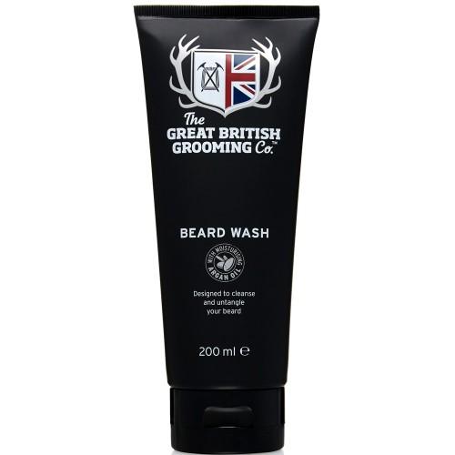 Great British Grooming Beard Wash 200 ml