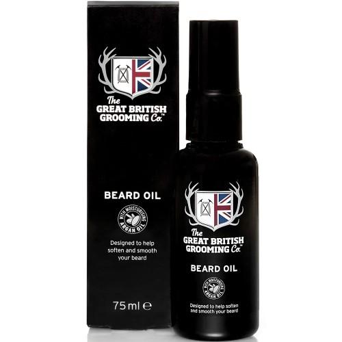 Great British Grooming Beard Oil 75 ml