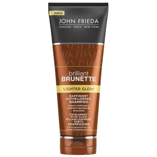 John Frieda Brilliant Brunette Lighter Glow Shampoo 250 ml