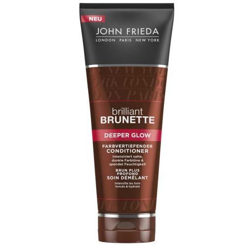 John Frieda Brilliant Brunette Deeper Glow Conditioner 250 ml