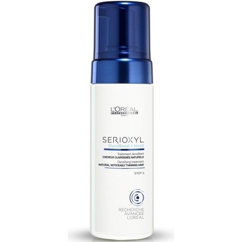 Loreal Serioxyl Mousse für normales Haar 125 ml