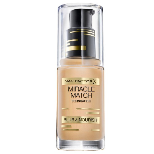 Max Factor Miracle Match Foundation 55 Beige 30 ml