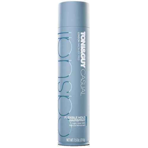 TONI&GUY Casual Hairspray Flexible Hold 250ml