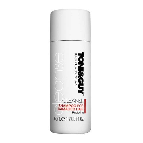 TONI&GUY Cleanse Shampoo Damaged Hair 50 ml