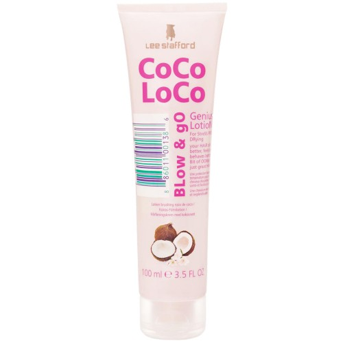 Lee Stafford Coco Loco Blow&Go Genius Lotion 100 ml