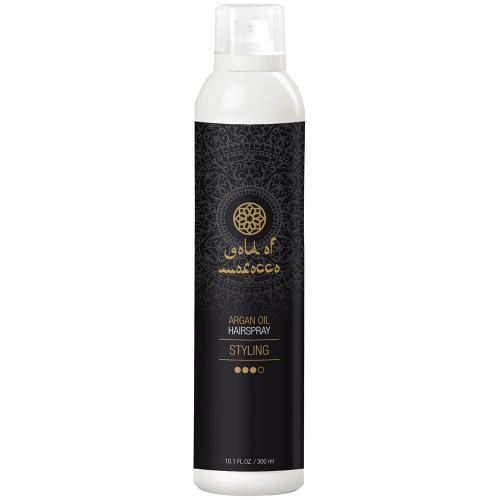 Gold Of Morocco Styling Hairspray 300 ml