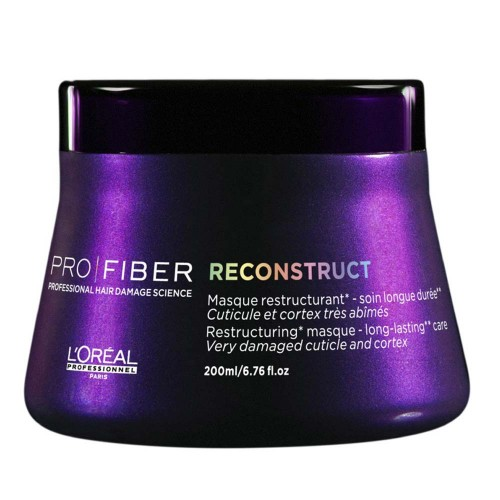 L'oréal Pro Fiber Reconstruct Maske 200 ml
