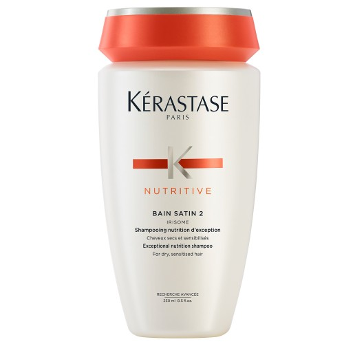Kerastase Nutritive Bain Satin 2 Irisome 250 ml