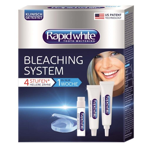 Rapid White Bleaching System