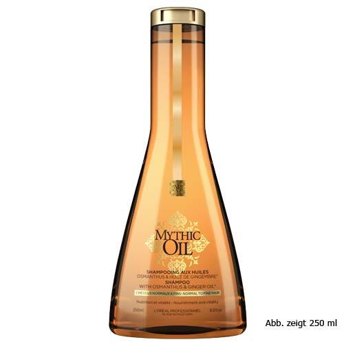 L'oréal Mythic Oil Shampoo für normales bis feines Haar 1000 ml