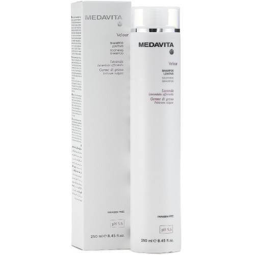 Medavita Soothing Shampoo 250 ml