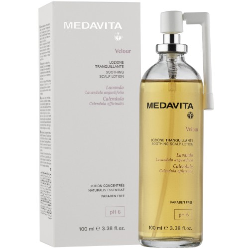 Medavita Soothing Scalp lotion & spray 100 ml