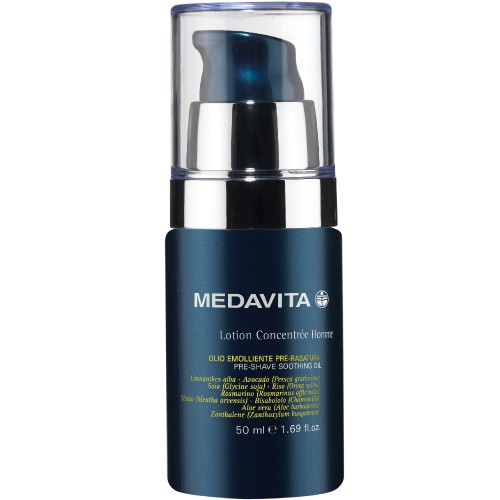 Medavita Lc homme Pre-shave Soothing oil 50 ml