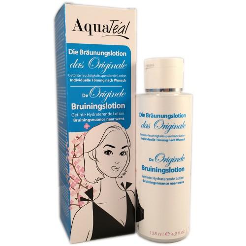 AquaTeal Bräunungslotion Original 125 ml