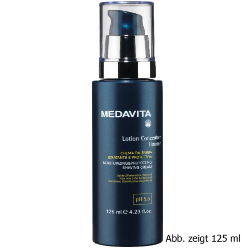 Medavita Moisturizing & Protecting Shaving Cream 50 ml