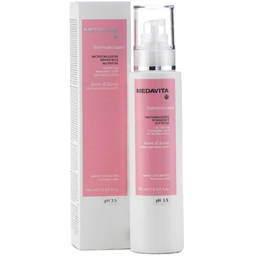 Medavita Nutritive repairing hair microemulsion 150 ml