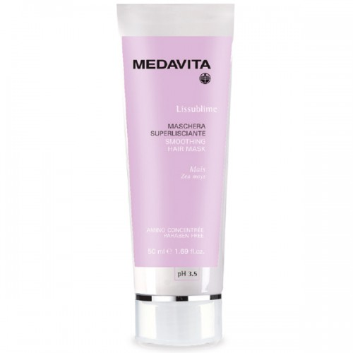 Medavita Smoothing Hair Mask 50 ml