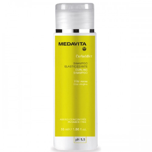 Medavita Curling Shampoo 55 ml