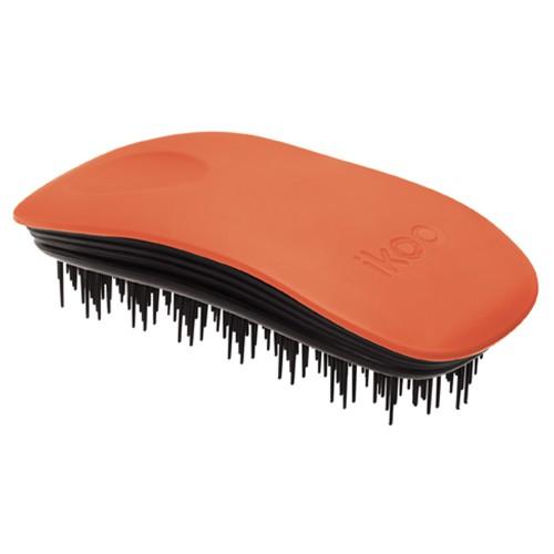 ikoo brush HOME black - orange blossom