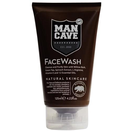 ManCave Face Wash 125 ml