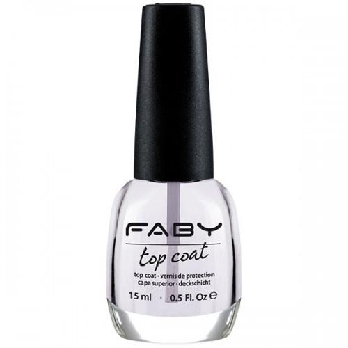 FABY Top Coat 15 ml