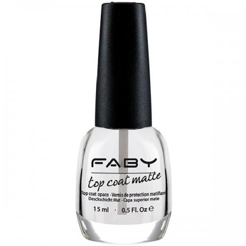 FABY Top Coat Matte 15 ml