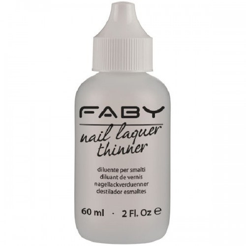 FABY Nail Lacquer Thinner 60 ml