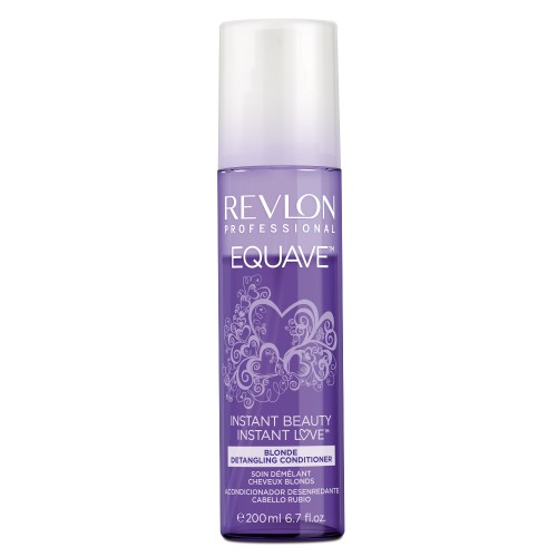 Revlon Equave Instant Beauty Blonde Detangling Conditioner 200 ml