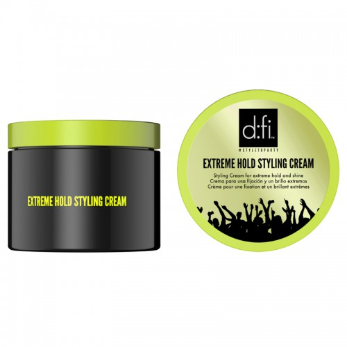 Revlon d:fi Extreme Hold Styling Cream 150 g