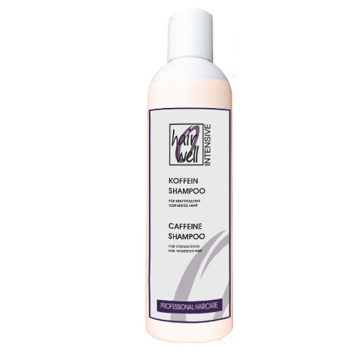 Hairwell Koffein Shampoo 250 ml