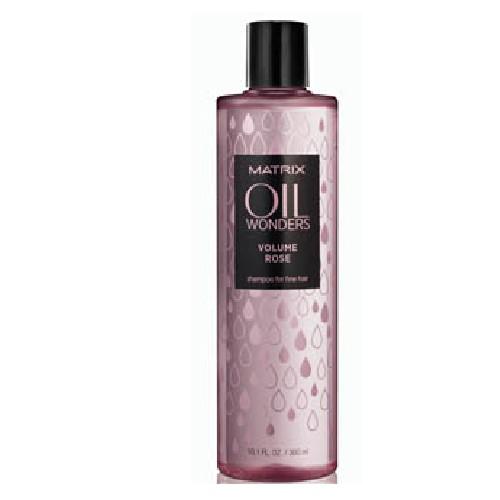 Matrix Oil Wonders VOLUME ROSE SHAMPOO 300 ML