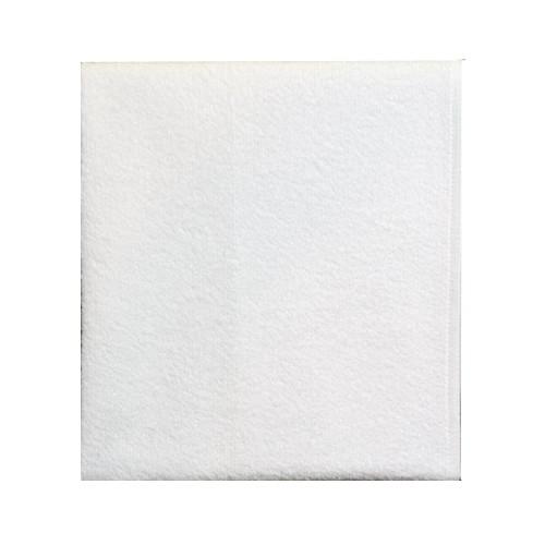 Belisse Beauty Liegenbezug ohne Nasenöffnung 100x200 Weiß