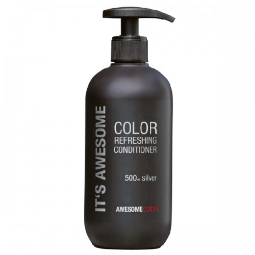 sexyhair - Color Refreshing Conditioner Silver 500 ml