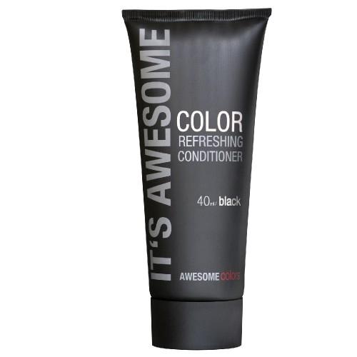 sexyhair - Color Refreshing Conditioner Black 40 ml