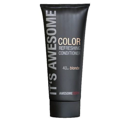 sexyhair - Color Refreshing Conditioner Blonde 40 ml