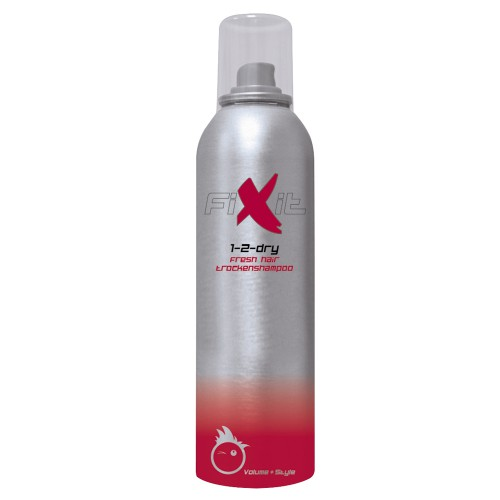 Fixit 1-2-Dry Trockenshampoo 200 ml
