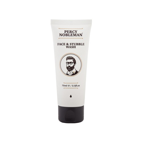 Percy Nobleman Skin & Stubble Face Wash 75 ml
