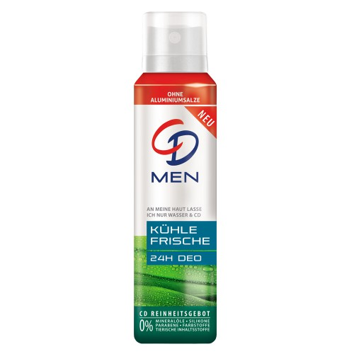 CD Men Deo-Spray Kühle Frische 75 ml