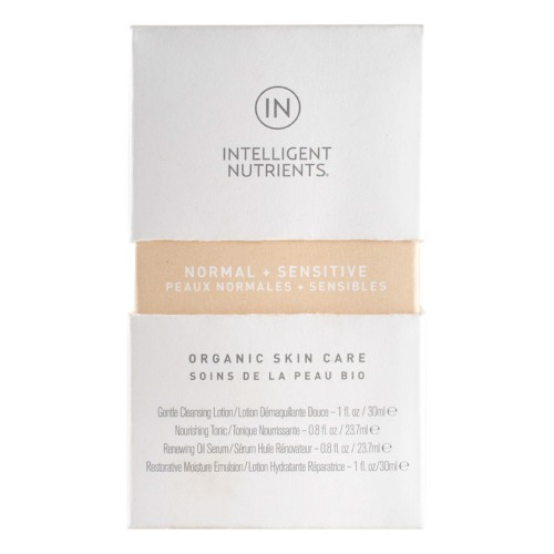Intelligent Nutrients Starterkit Normale & Sensitive Haut
