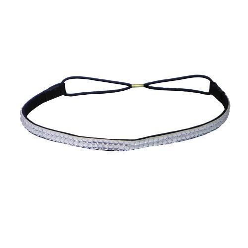 Comair Haarband silber