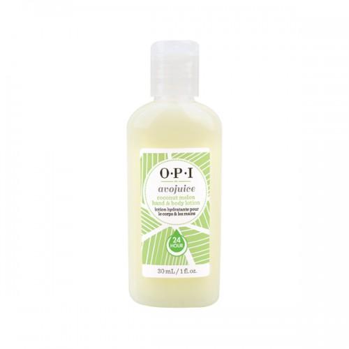 OPI Avojuice Coconut Melon Hand- & Bodylotion 30 ml